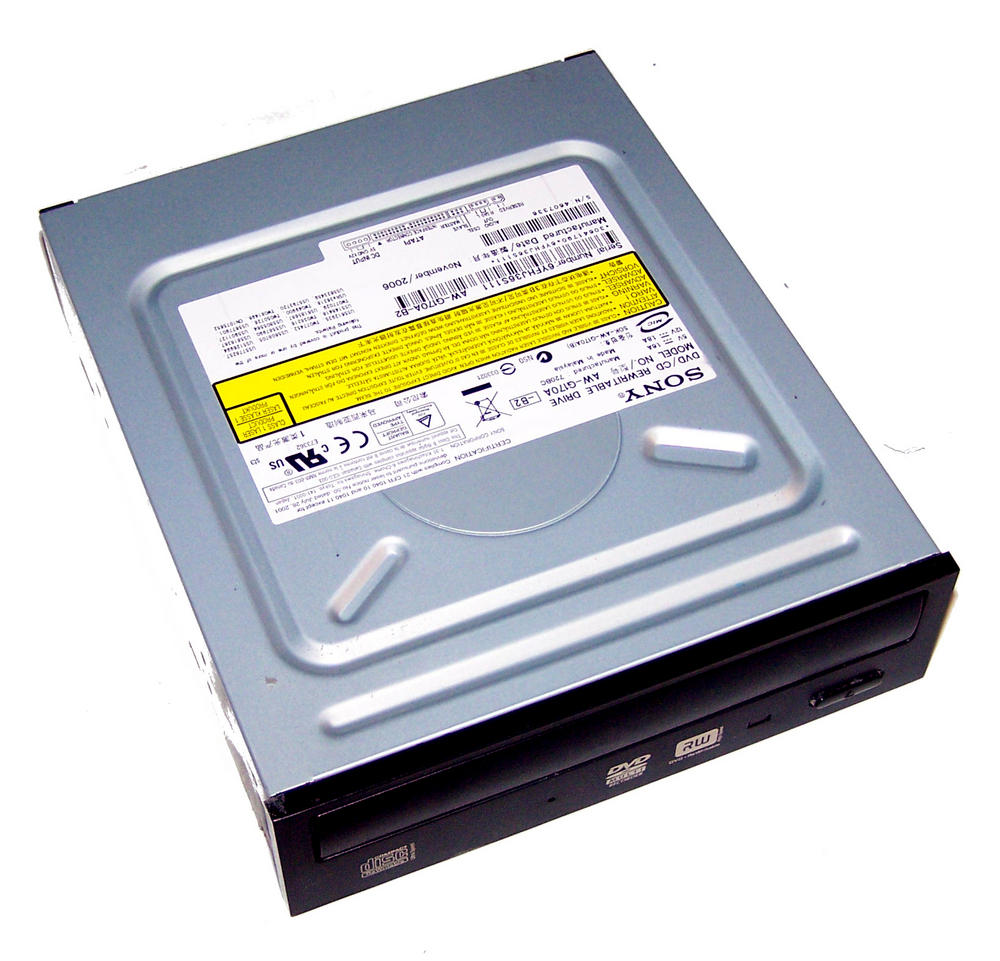 Sony AW-G170A-B2 ATA H/H DVD-RW Recorder Drive | Black Bezel AW-G170A
