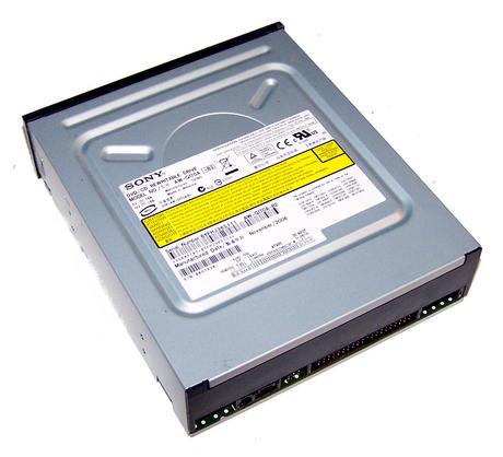 Sony AW-G170A-B2 ATA H/H DVD-RW Recorder Drive | Black Bezel AW-G170A Thumbnail 2