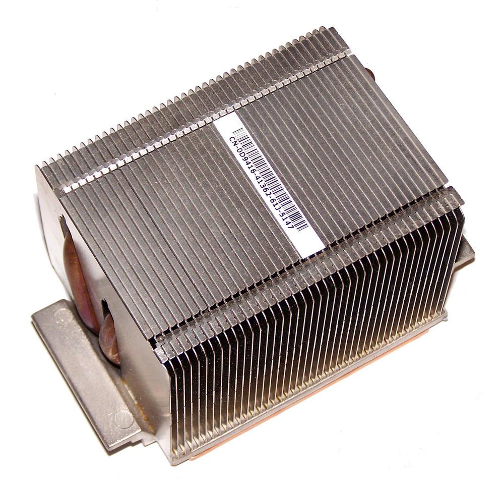 Dell D9416 OptiPlex GX520 GX620 Model DCCY SFF CPU Heatsink | 0D9416