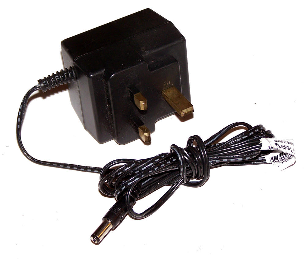 Ahead JAD-090600F UK 9VDC 600mA AC Adapter / Charger - Barrel Connector Thumbnail 2