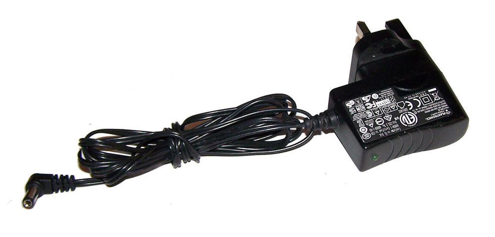 Plantronics 77391-02 SSA-5W 090050 CS60 UK 9VDC 500mA AC Adapter / Charger