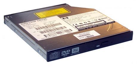 HP 336084-9D3 ProLiant DL100 G2 DVD+RW Drive DV-W28E SPS 399403-001