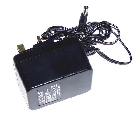 Netgear 330-10102-01 DVE DV-1280-3UK 12VDC 1000mA AC Adapter with UK Plug