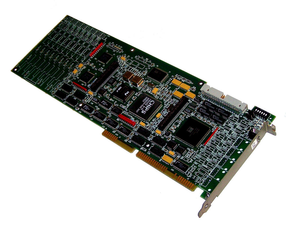 Natural Microsystems 5167 DID AG8 16-Bit ISA Adapter