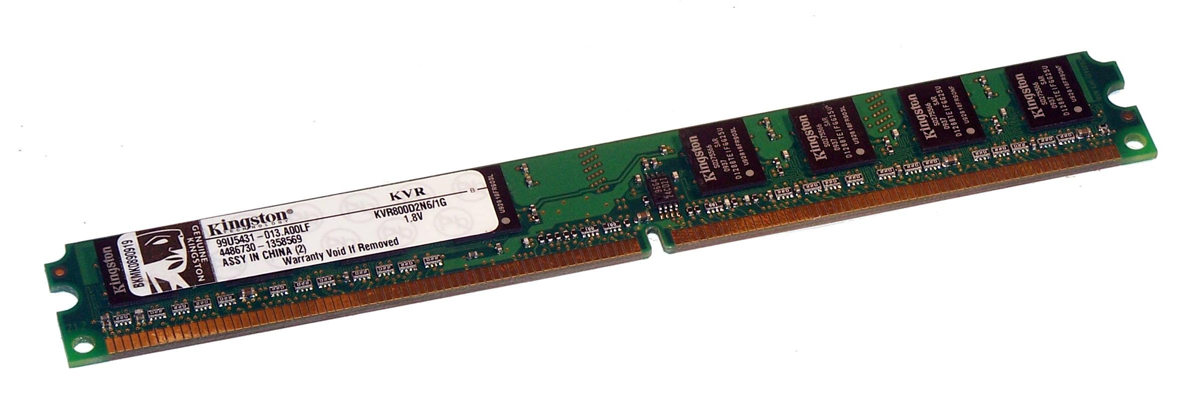 Модуль памяти Kingston DDR3L DIMM 1600MHz PC3-12800 CL10 - 8Gb HX316LC10FB/8