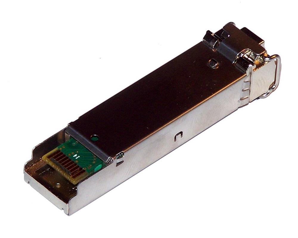 Finisar FTLF8524P2BNV 4Gb SFP 850nm GBIC Transceiver Thumbnail 2