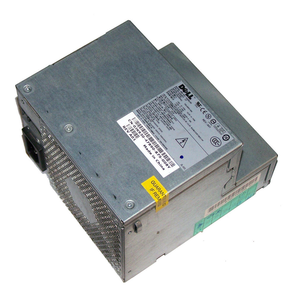 Dell JK930 OptiPlex 755 model DCNE 280W Power Supply (Small Desktop)   0JK930