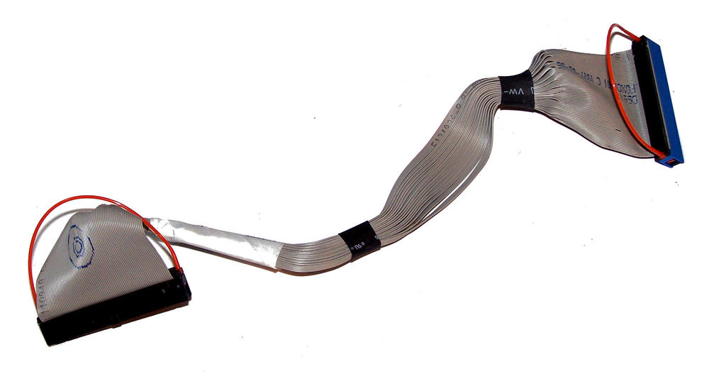 Dell C6012 OptiPlex GX620 model DCNE 40-Pin ATA Optical Drive Cable | 0C6012