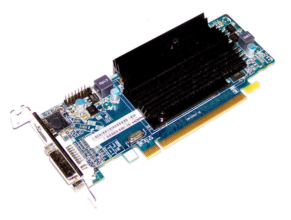 Sapphire 11166-08 ATi Radeon HD5450 512MB PCIe X16 Graphics Card | LP  Bracket