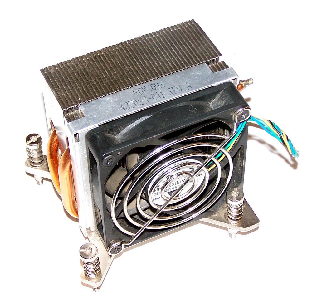 HP 435063-001 dc7700 SFF Small Form Factor LGA775 Processor Heatsink and Fan