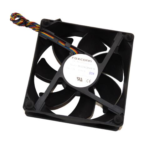 Dell NN495 OptiPlex 745 DCSM Fan PV123812DSPF 12VDC 0.9A 120mm x 38mm 4-Wire Thumbnail 2