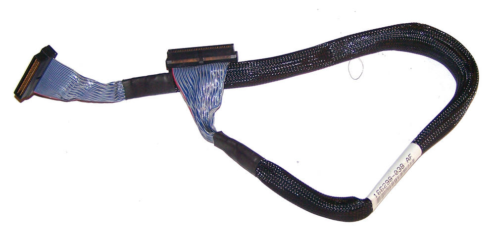 HP 166298-038 ProLiant DL380 G3 G4 DL385 G1 HD68 SCSI Data Cable