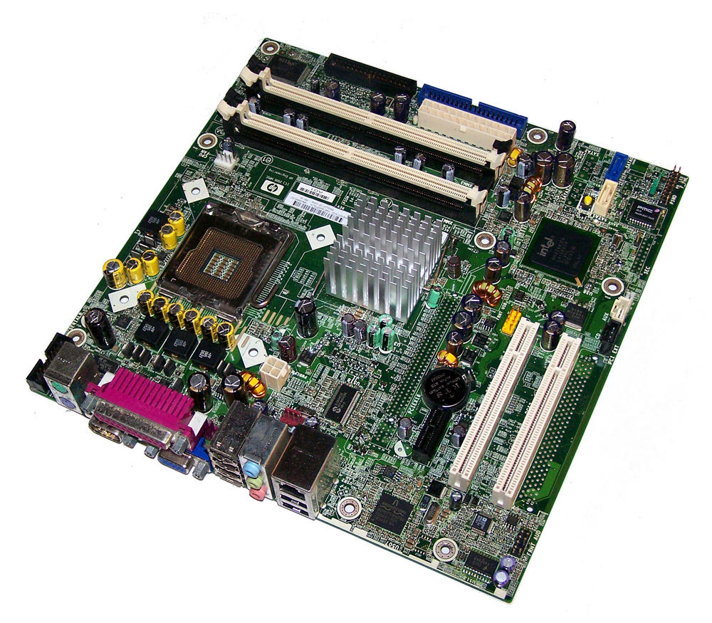 HP 398550-001 dc5100 MT Socket T LGA775 Motherboard | SPS 403714-001