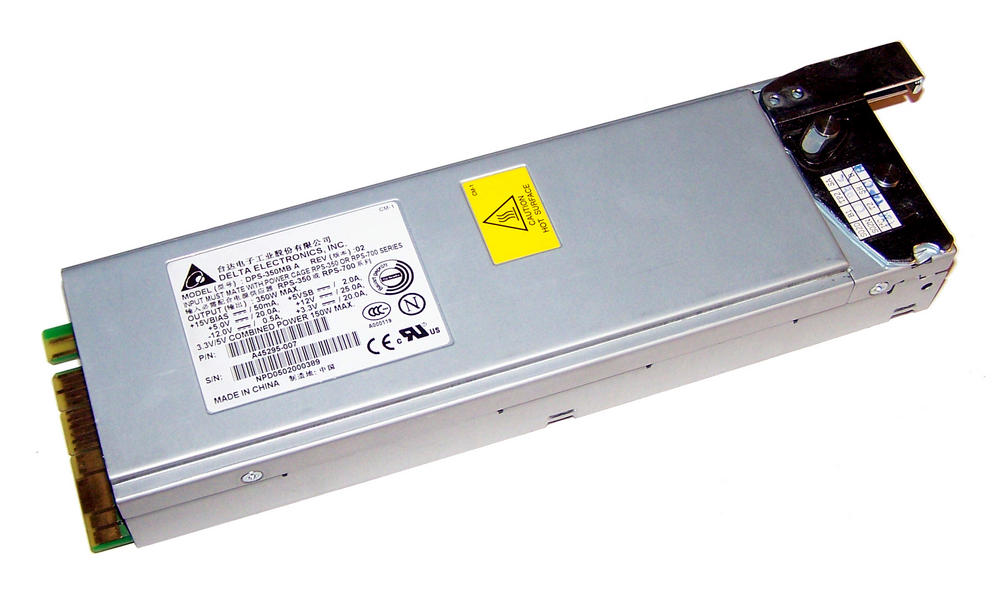 Intel A45295-007 SR2200 350W Power Supply    Delta DPS-350MB A
