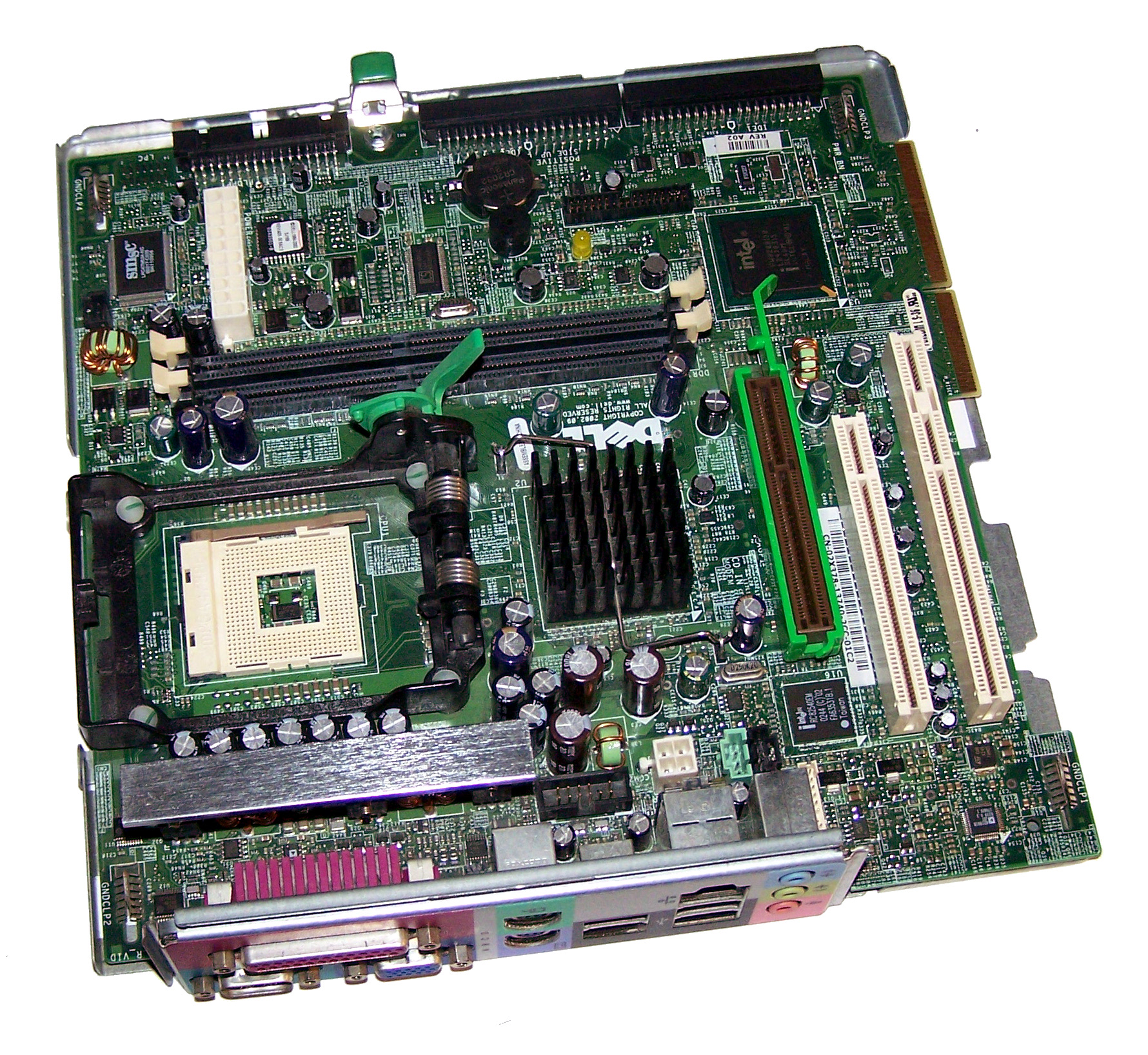 DRIVERS DELL GX260 MOTHERBOARD