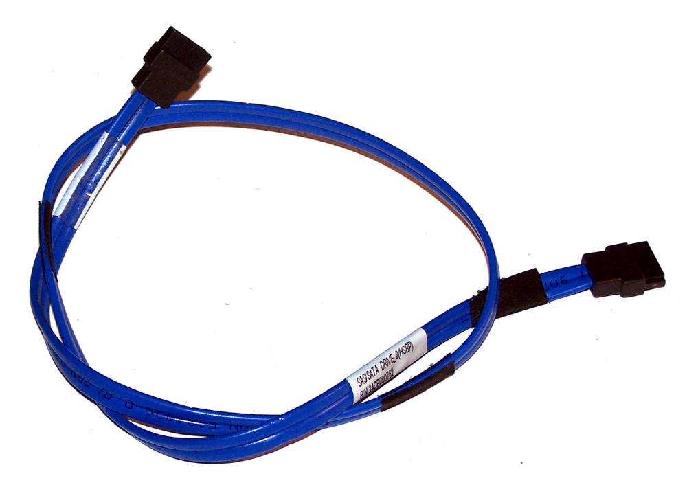 Foxconn 34CB000762 Blue 58cm SATA Straight to Straight Cable