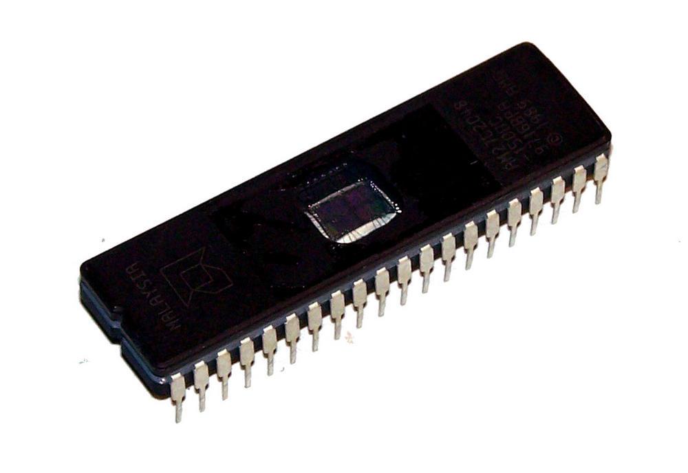 AMD AM27C2048-150DC 2MBit 150nS DIP40 EPROM IC