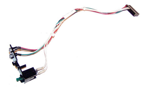 Compaq 174682-001 Deskpro EXM Power Switch and LED Assembly Thumbnail 1