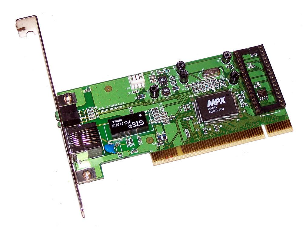 Compaq 176765-001 PCI 1-Port 10/100 Ethernet Card | SPS 177454-001 Std Profile