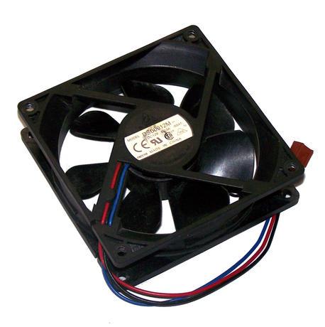 HP 449207-001 dx2400 Pavilion a6000 Case Fan 12VDC 0.49A 92mm x 25mm | DSB0912M Thumbnail 1