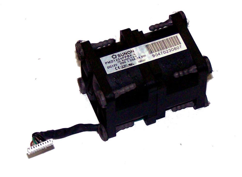 IBM 46C7134 x3450 M1 7948 Intel SR1560SF10 System Fan | Sunon PMD1204PPBX-A Thumbnail 2