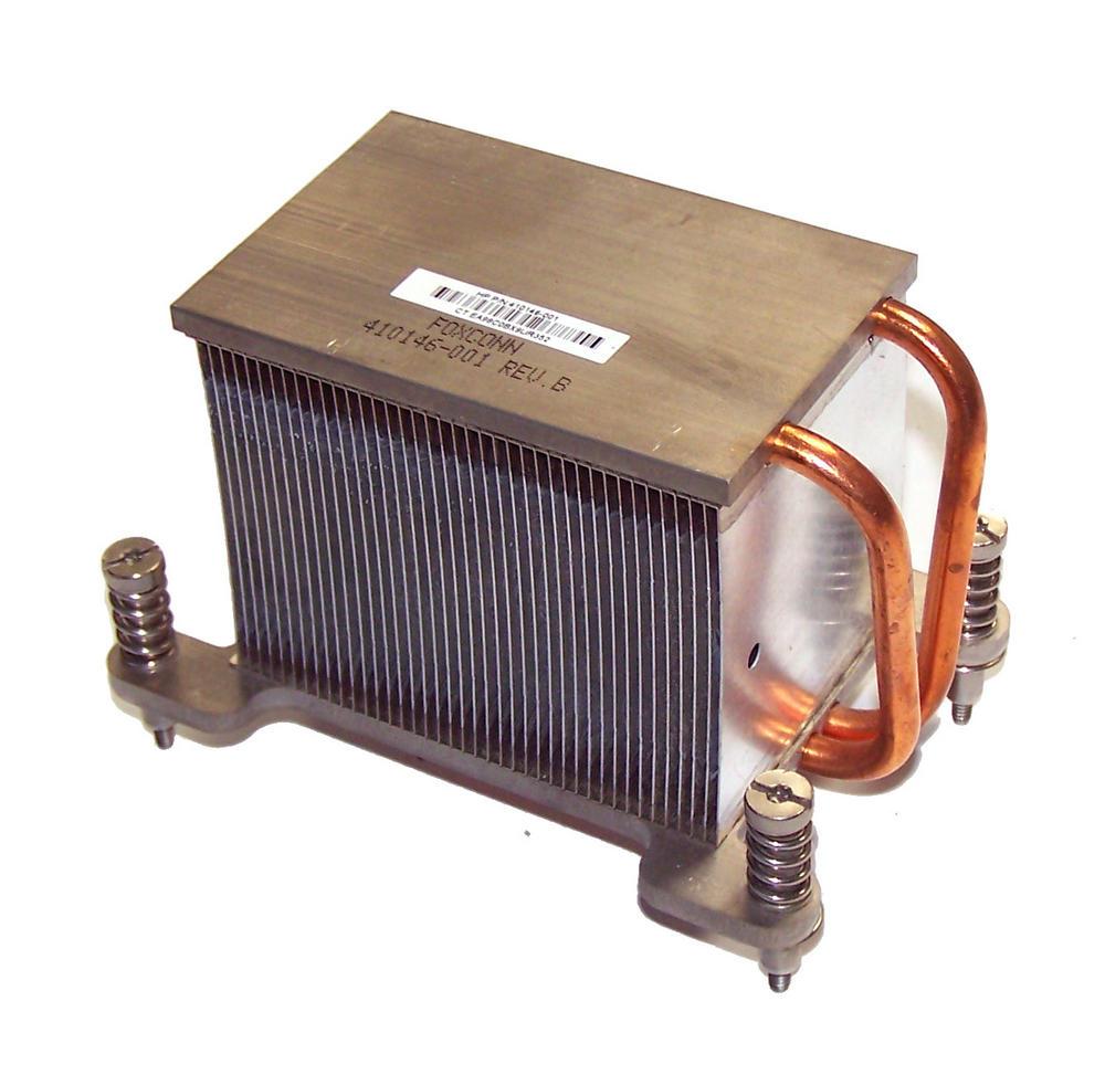 HP 410146-001 dc5700 SFF Small Form Factor LGA775 Processor Heatsink Thumbnail 1