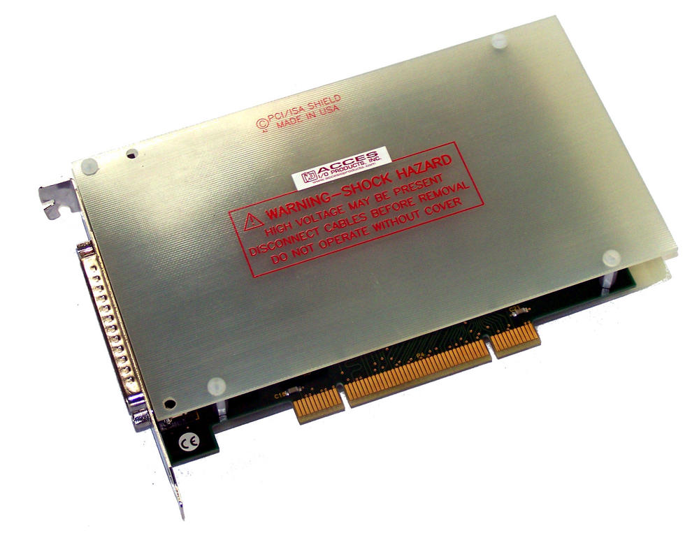 Acces IO PCI-IIRO-8 Rev B 32-Bit PCI Isolated Digital IO Card
