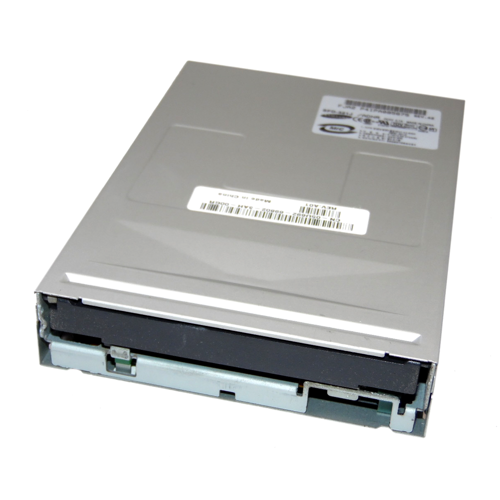 Dell 5U692 1.44MB Floppy Drive with no Bezel   Samsung SFD-321J/ADNR