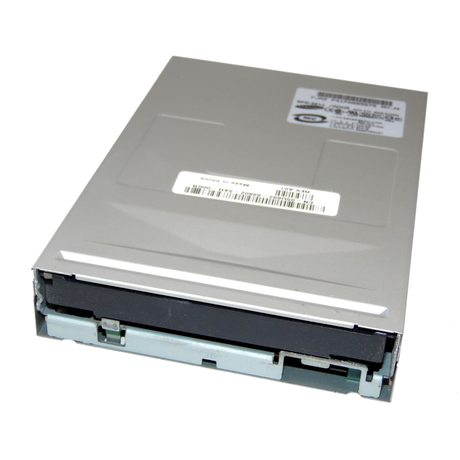 Dell 5U692 1.44MB Floppy Drive with no Bezel | Samsung SFD-321J/ADNR