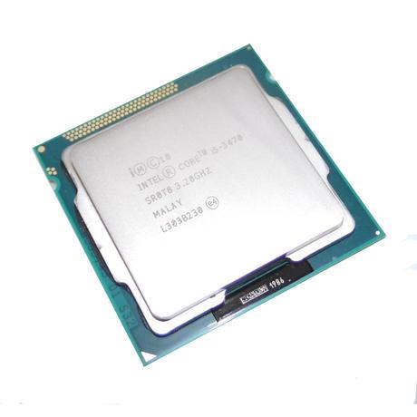 Intel CM8063701093302 Core i5-3470 3.2GHz Socket H2 LGA1155 Processor SR0T8