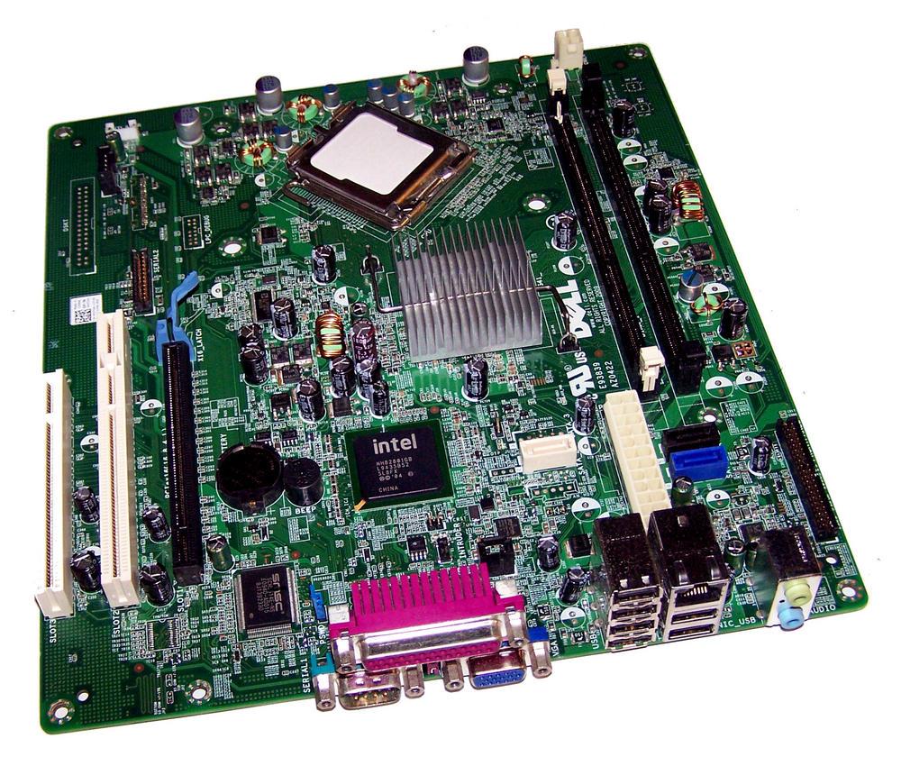 Dell HN7XN OptiPlex 380 Desktop DCNE1F Socket T LGA775 Motherboard | 0HN7XN