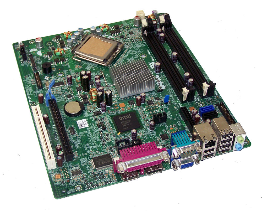 Dell M863N OptiPlex 760 SFF model DCCY Socket T LGA775 Motherboard | 0M863N
