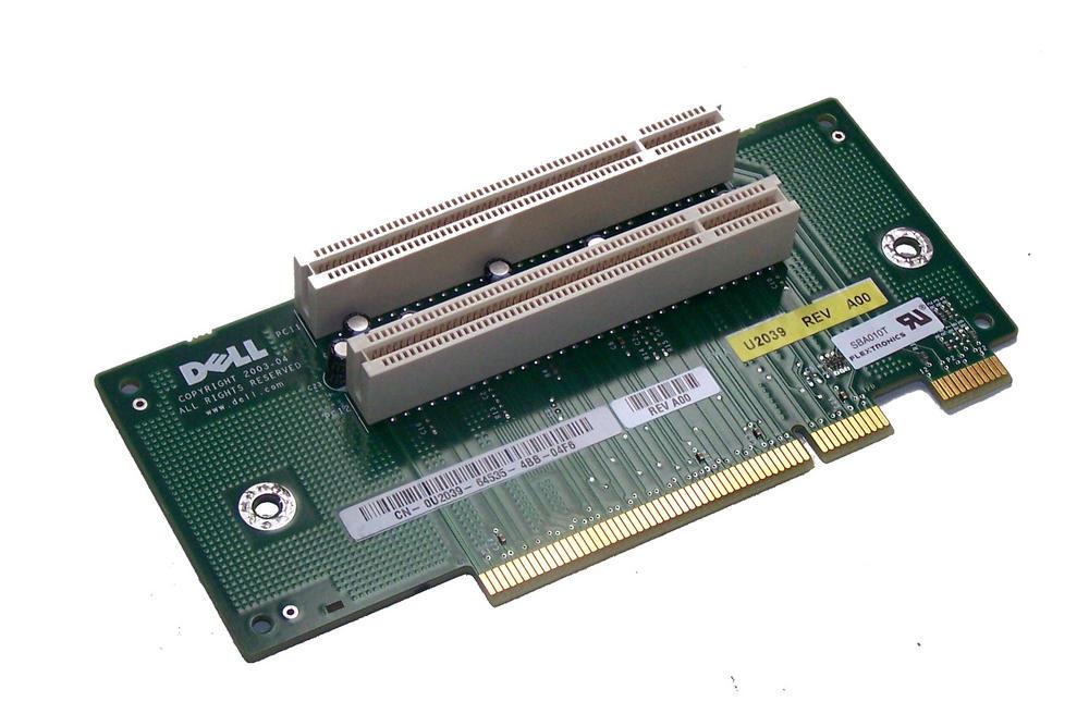 Dell U2039 OptiPlex GX280 Desktop model DHS PCI Riser Board | 0U2039