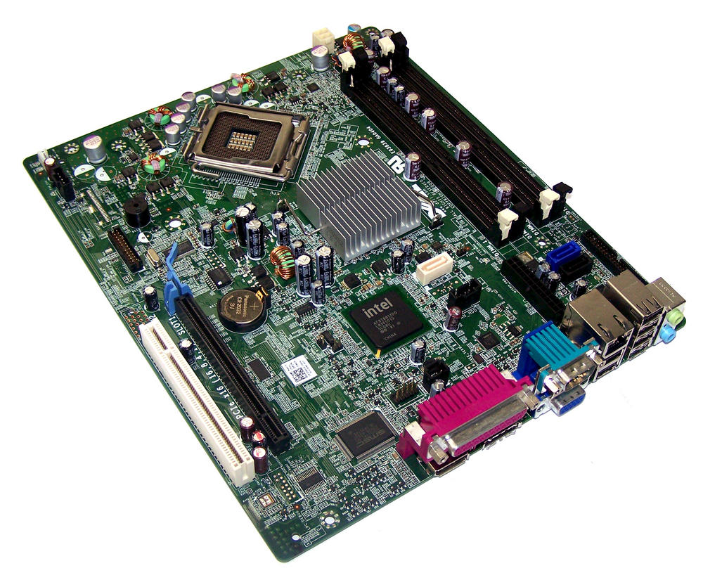 Dell 3NVJ6 OptiPlex 780 SFF model DCCY1F Socket T LGA775 Motherboard | 03NVJ6