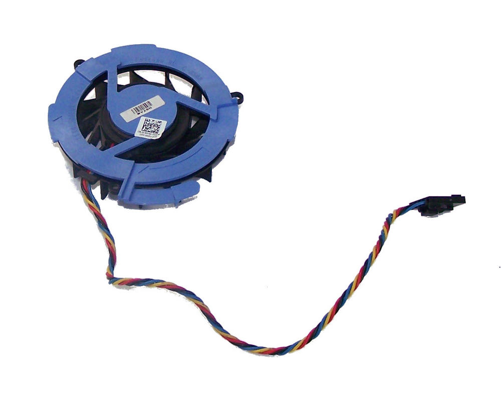 Dell NY290 OptiPlex 380 580 755 760 780 SFF HDD 12VDC 0.23A 4-wire Fan | PVB060E Thumbnail 2