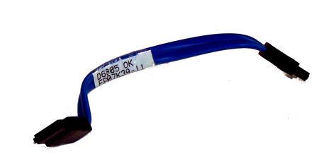 Dell D6805 OptiPlex SX280 model DCTR Blue 9cm SATA Straight to Straight Cable