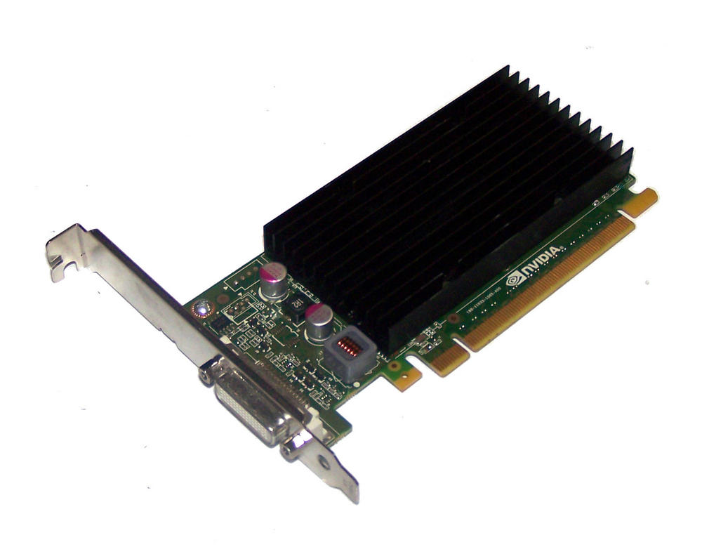 HP 625629-001 Quadro NVS 300 512MB PCIe Graphics Card | 632486-001 Thumbnail 1