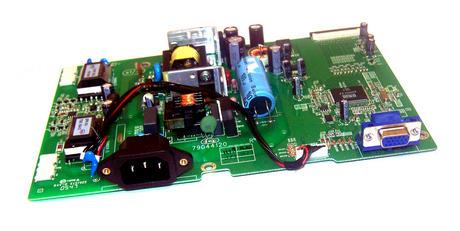 Fujitsu E157925 Esprimo P9525 EPA M13W-D2584 Monitor Video Board