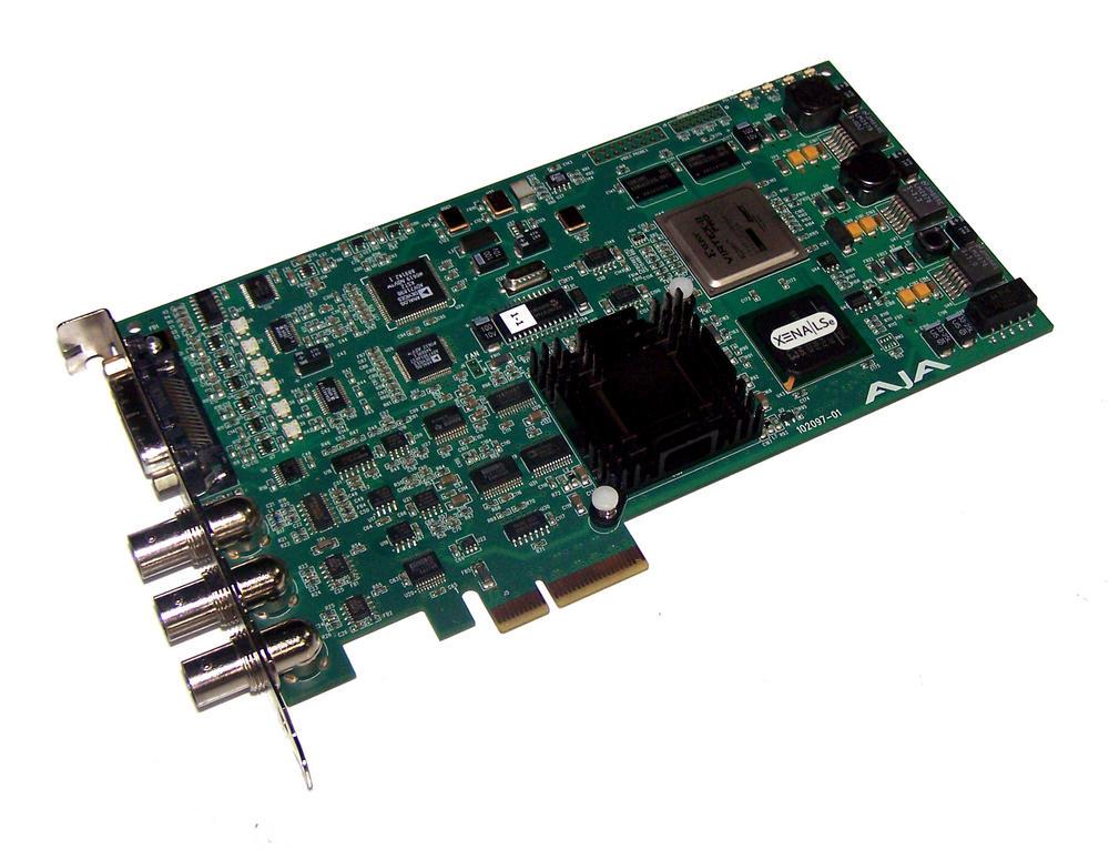 AJA XENA|LSe SD PCIexpress Capture Card