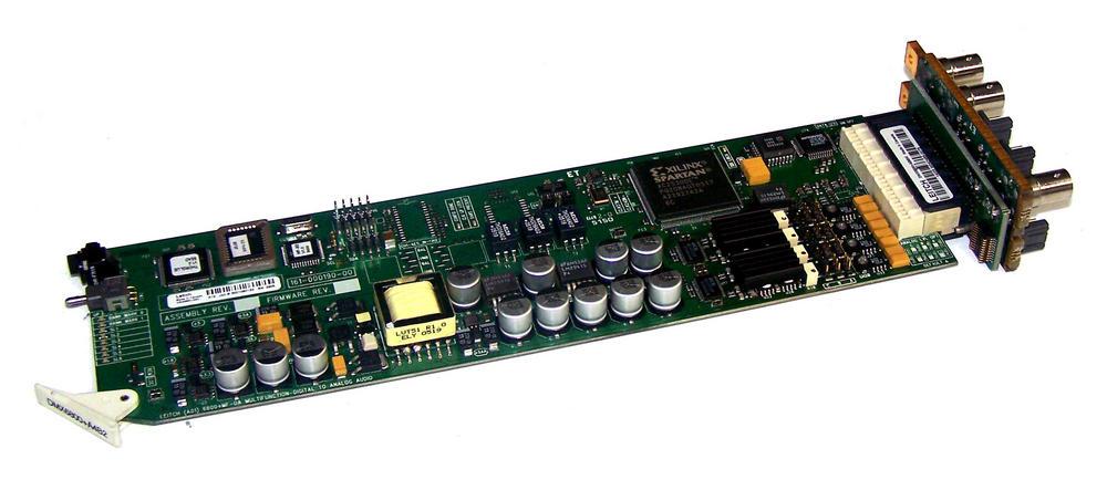 Leitch DMX6800+A4B2 Multifunction Digital to Analog DeEmbedder Card