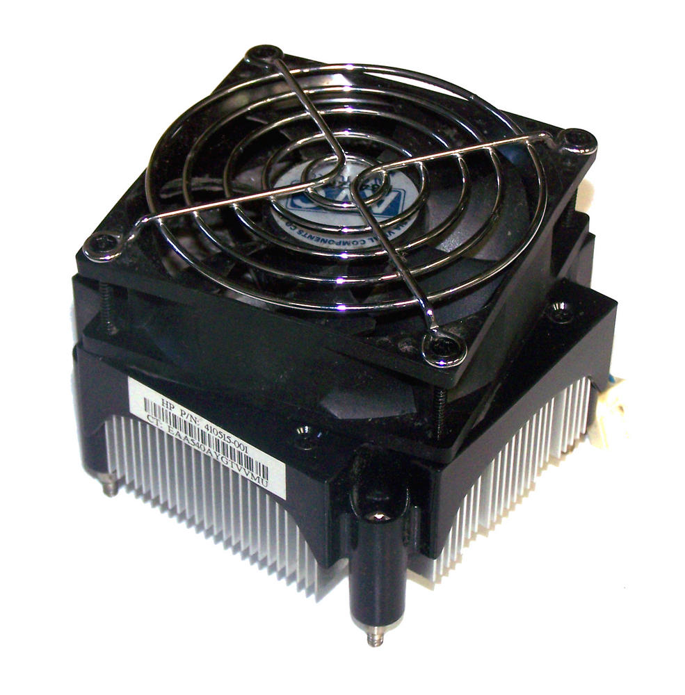HP 410515-001 dx2200 MicroTower Socket T LGA775 Heatsink and Fan
