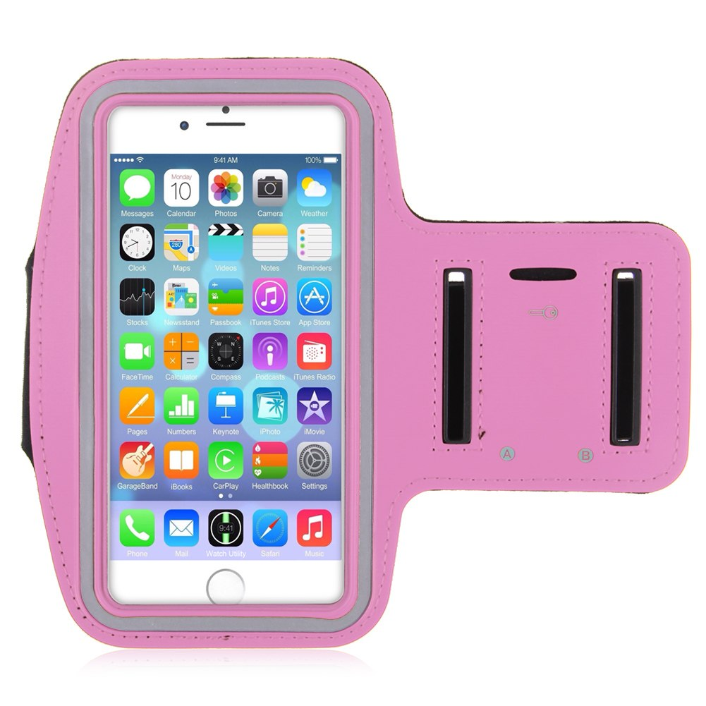 Mobile Phone Accessories Armband Case For Iphone 6 Plus Sport Gym Armband For Iphone 6 Plus 5.5 Inch Jogging Running Armband Phone Case
