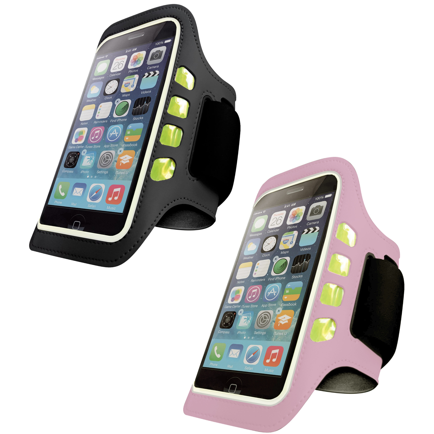 pictures of iphone 6 iphone 6 6s led light sports armband running 3484