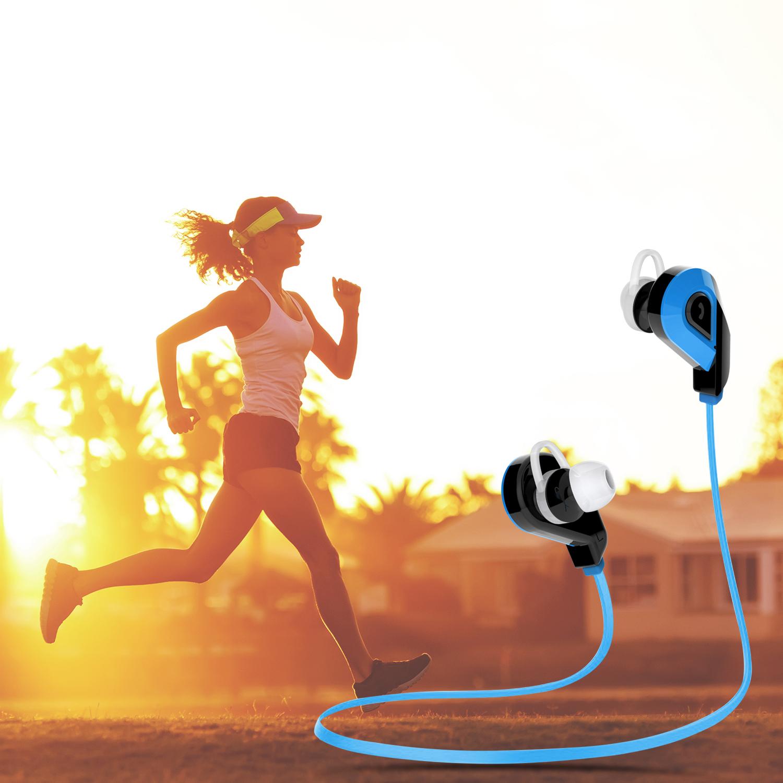 YellowWireless Bluetooth Headphones In-Ear Surround Sound Sports Earphones ed475de72305