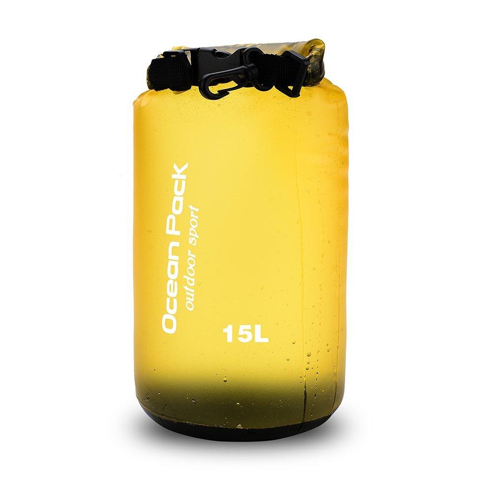 Waterproof Dry Bag 2L 10L 5L 15L /& 20L Storage Pack Cycling Running Hiking