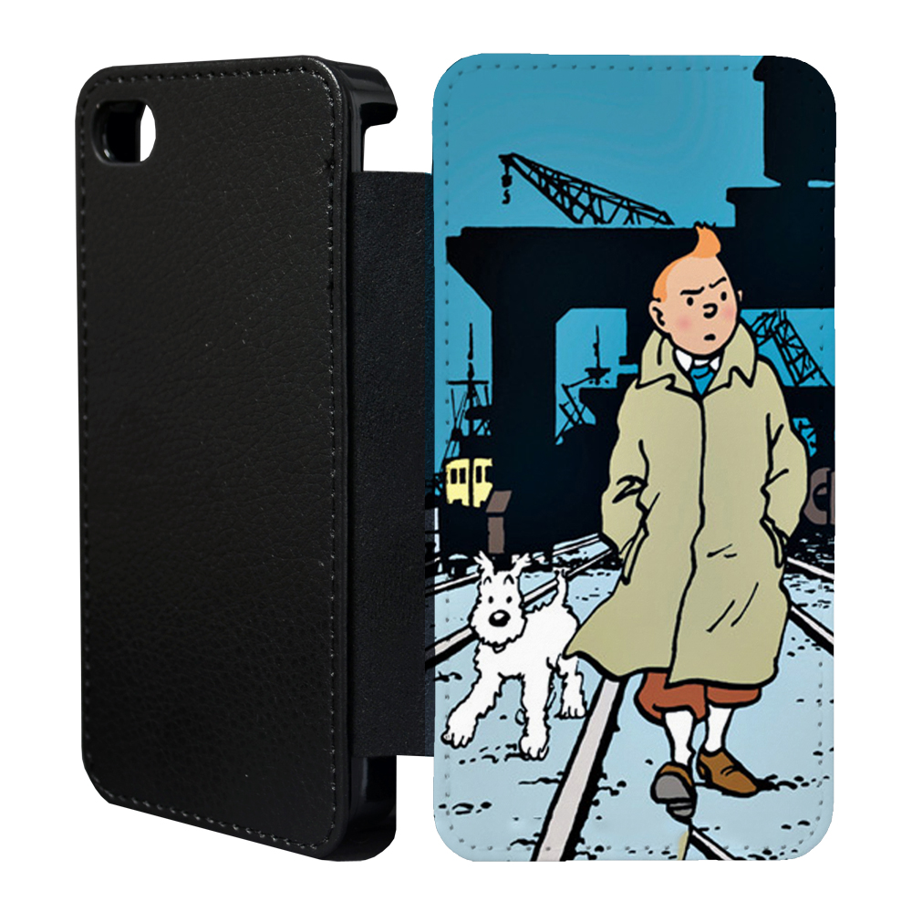 iphone trade in tintin flip cover for apple iphone t31 ebay 1241