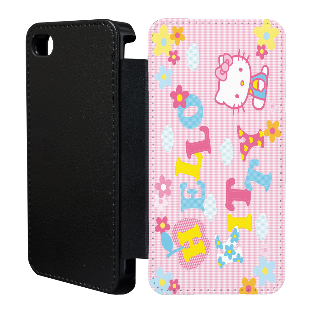 hello kitty iphone case hello kitty flip cover for apple iphone t45 ebay 8737