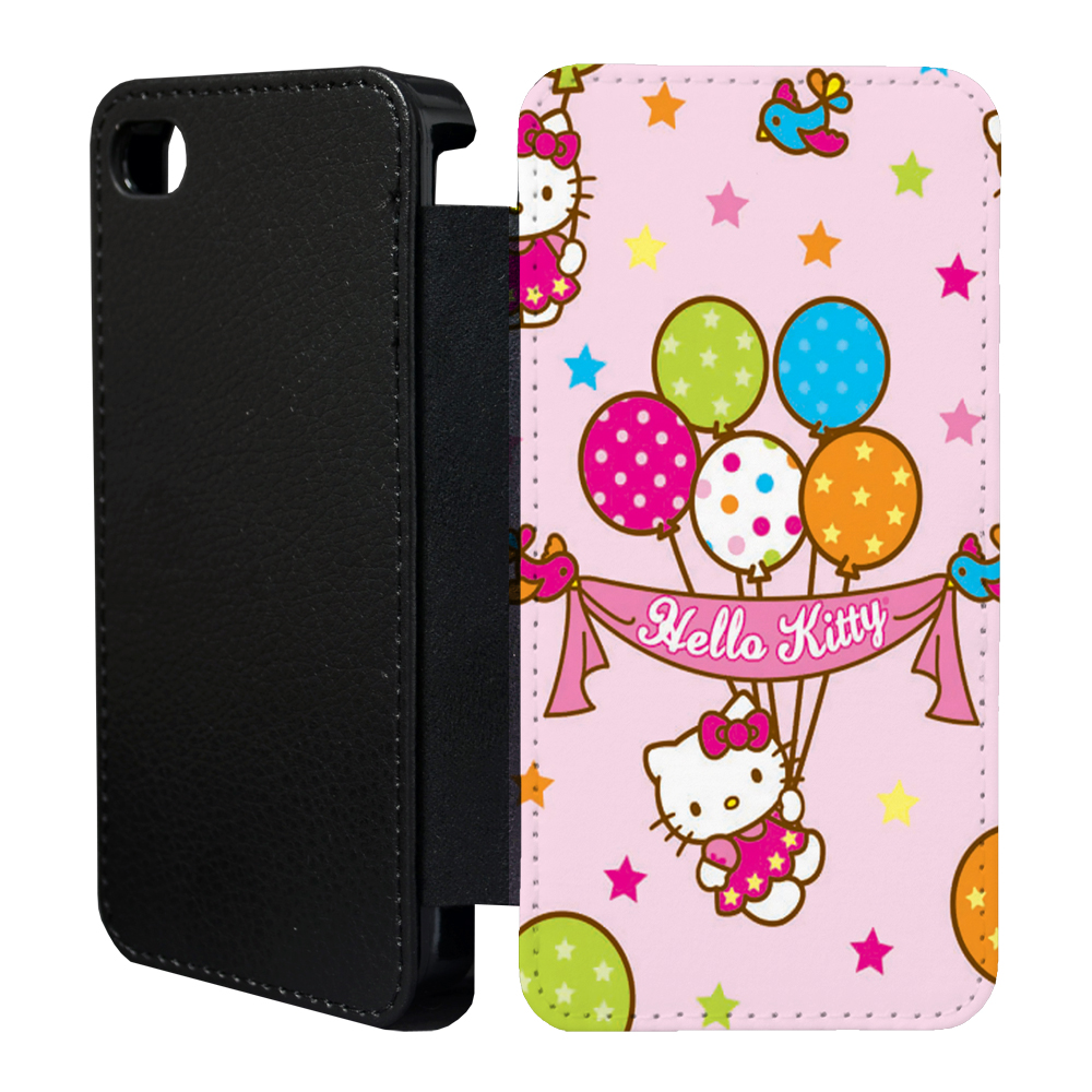 hello kitty iphone case hello kitty flip cover for apple iphone t45 ebay 14262
