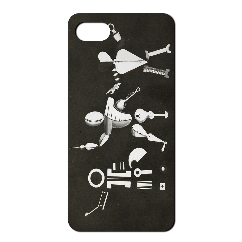 Bauhaus art designs uneven numbers tpu back case cover for for Cell phone cover design ideas