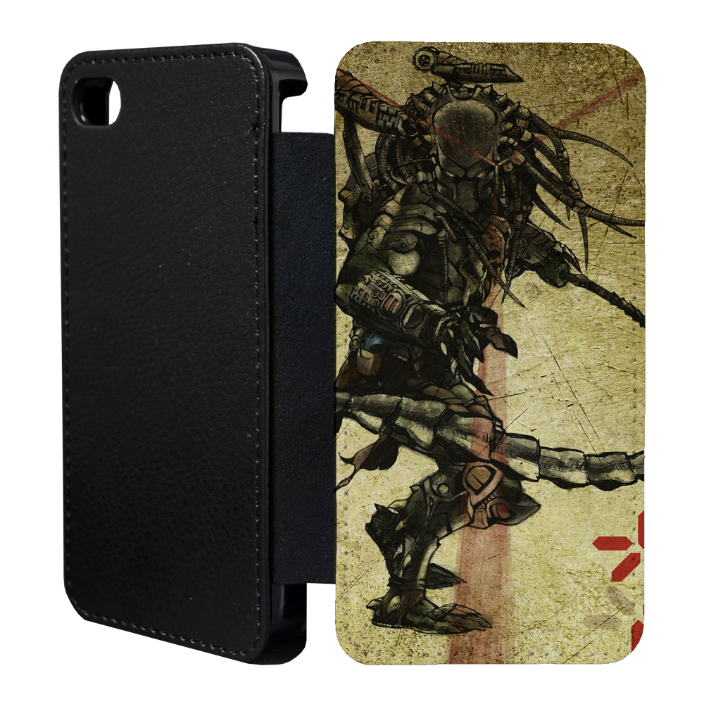 iphone flip photo predator flip cover for apple iphone t56 ebay 1632
